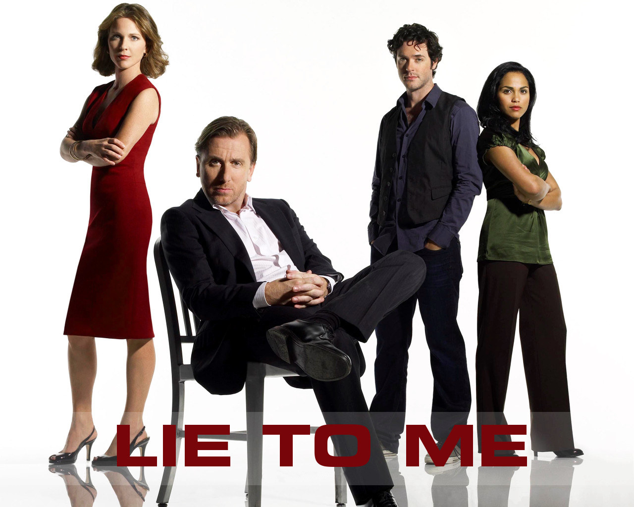 Serie Lie To Me