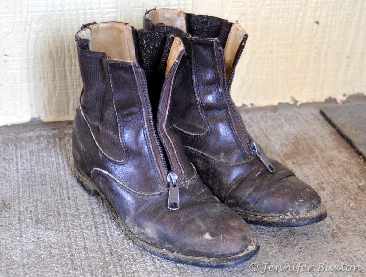 Braymere Custom Saddlery Paddock Boots