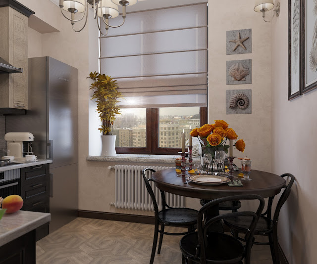 Darya girina interior design for Kitchen design visualiser