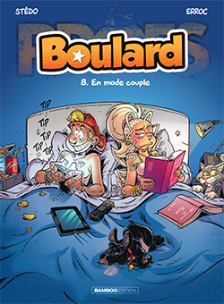 "BOULARD T 8 ""En mode couple"""