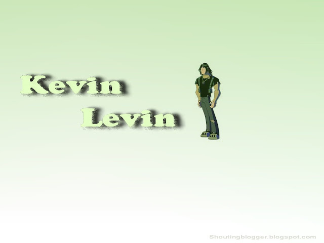 Ben 10 Omniverse Character: Kevin Levien