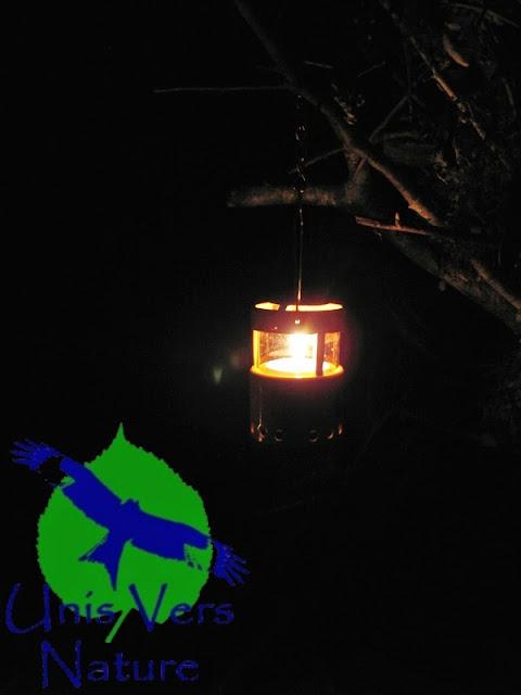 Lanterne micro UCO Stage survie UnisVersNature