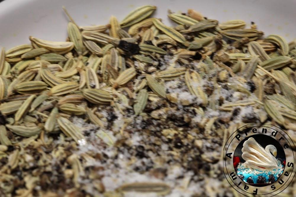 Daurade en croûte de sel (pas à pas en photos)