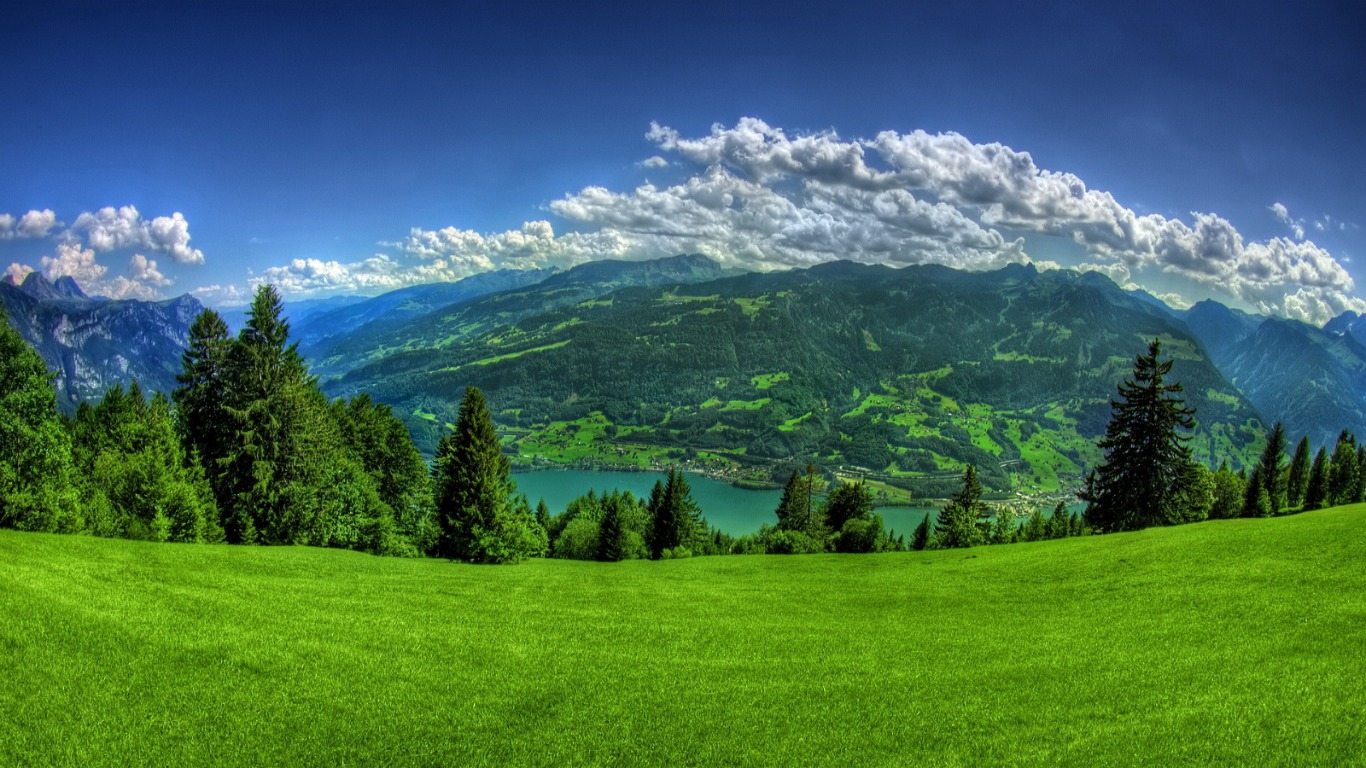 Landscape HD Wallpapers: Nature wallpapers ( Resolution- 1366x768 HD)