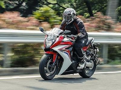 2016 Honda CBR650F ABS  test drive