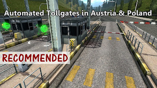 ets 2 automated tollgates in austria & poland