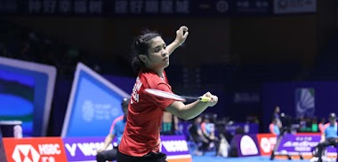 China Open 2018, Gregoria Kalahkan Wakil Paman Sam