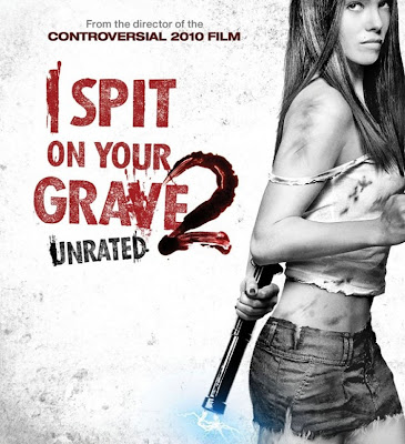 Poster Of I Spit on Your Grave 2 (2013) Full English Movie Watch Online Free Download At worldfree4u.com