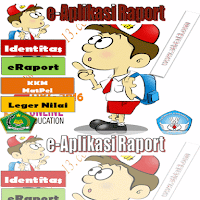 Download Aplikasi eRaport Sederhana Format Excel