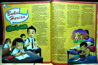 Buku Harian Anton