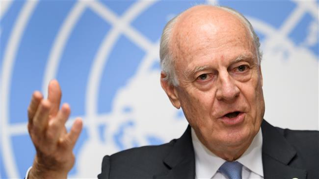 Syrian Kurds must be given role in drafting new constitution: UN envoy Staffan de Mistura