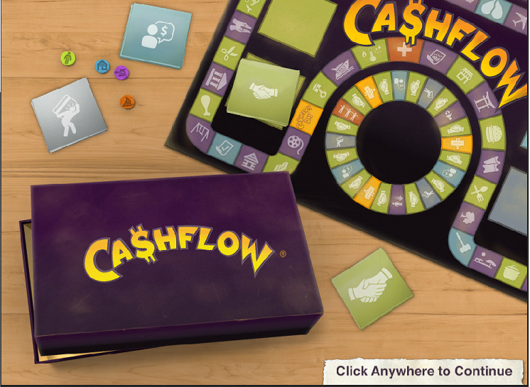 how to play cash flow