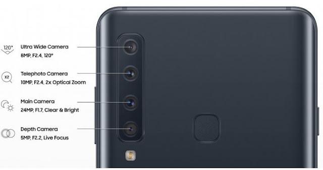 Cara Root Samsung Galaxy A9 (2018)
