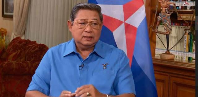 SBY Bilang Tegas Sikapi Perppu Ormas, Netizen: Ya atau Tidak?