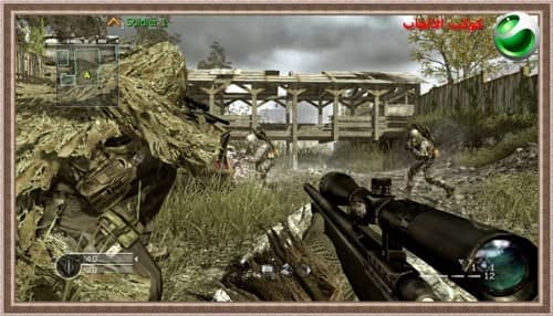 Download  Call of Duty 4 Modern Warfare Free games