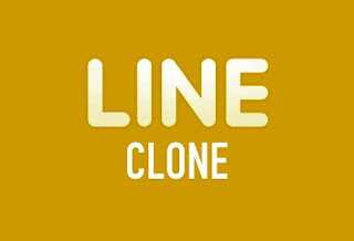download apk LINE clone