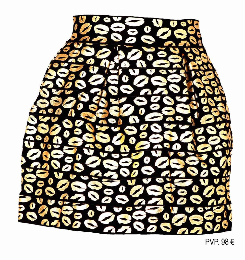 0d73360b9fa ... en las faldas de Barbarella, aportando un toque único y chic a  cualquier look de otoño. Ahora sólo te queda decidir, ¿falda lápiz o falda  vuelo?
