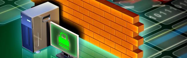 skema firewall komputer