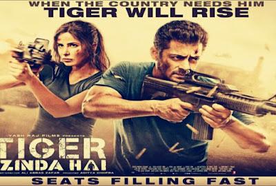 Tiger Zinda Hai (2017) Full Movie Free Download