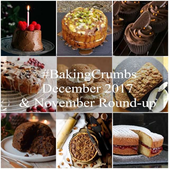 #BakingCrumbs linky roundup
