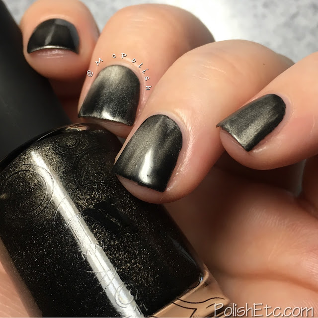 Random Nails of the Day - McPolish - Rough Diamond 904-117 by Masura