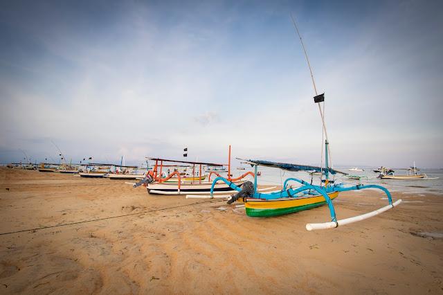 Spiaggia di Sanur-Bali