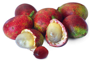 Matoa, A Typical Fruit From Papua