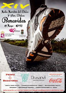 Media Maraton de Benavides 2019