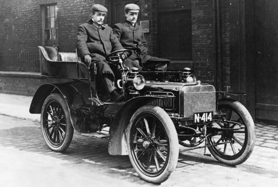 Royce 10 hp prototype 1904