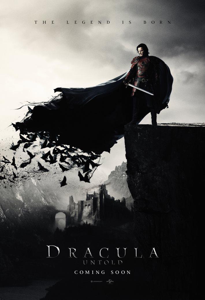 Poster 2: Dracula Untold