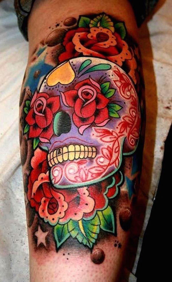 Tatuajes De Calaveras Mexicanas Significado Belagoria La Web De