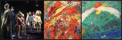 Chagall Mtl exhibit