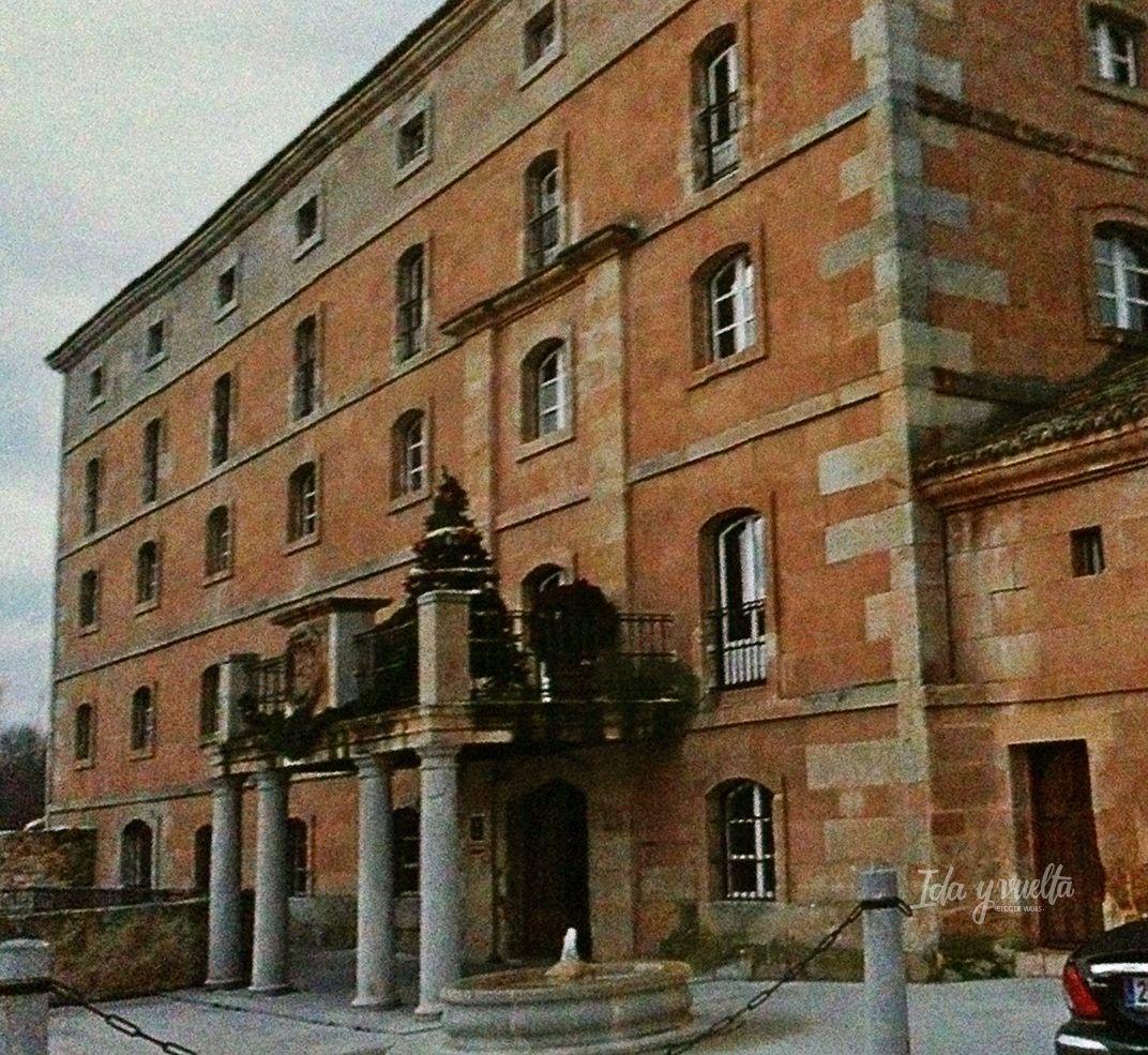 Hacienda Zorita fachada