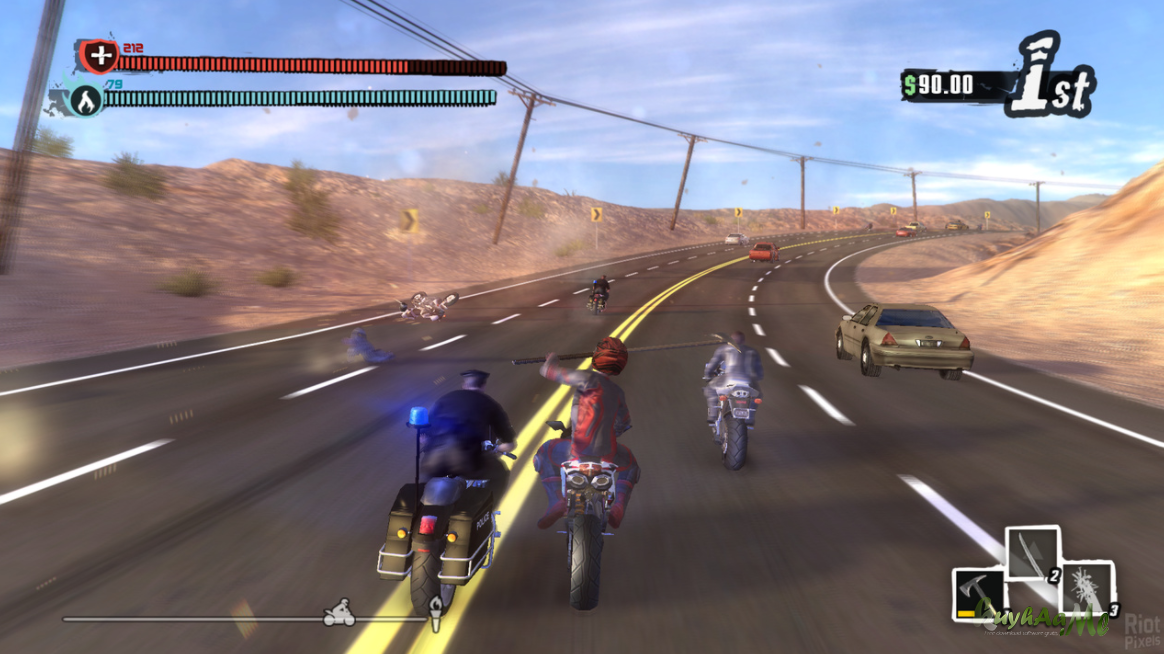 Road Redemption (MULTi8) [FitGirl Repack]
