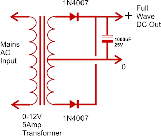 power%2Bsupply%2Bcircuit%2Busing%2Btwo%2Bdiodes