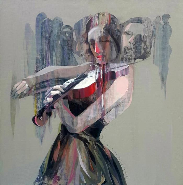 Турецкий художник. Hakan Eraslan