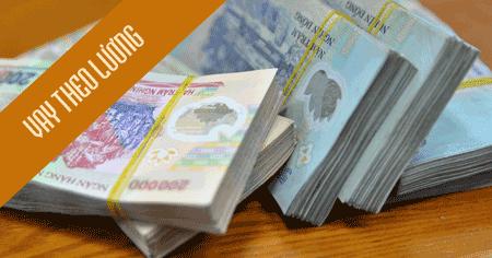 FECREDIT - Vay tiền mặt theo lương