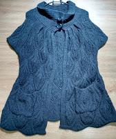 casaquinho tricot Vertigo Paris tam G