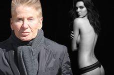 Calvin Klein Blast Kendall Jenners' Underwear AD- and Sister Kim Kardashian