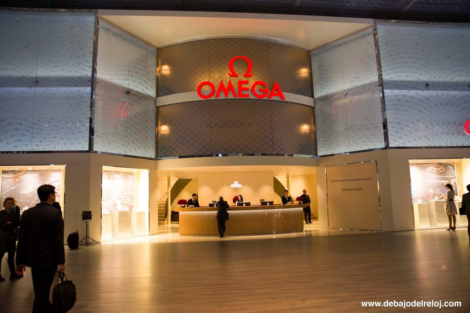 Omega Basel 2015