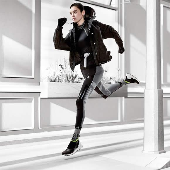 adidas by Stella McCartney : la collection automne-hiver 2018