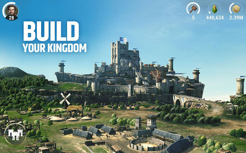 Dawn of Titans Mod Apk Android