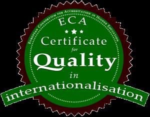 Sello de calidad internacional CeQuint para la Facultad de Educación