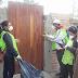 El Municipio implementa un Operativo de Limpieza y Saneamiento