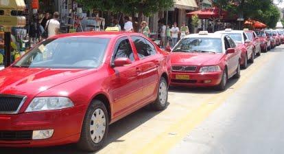 Επιστολή των ιδιοκτητών ταξί Λακωνίας για τις καθυστερήσεις πληρωμών από τη μεταφορά μαθητών
