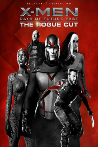 X-Men: Days of Future Past The Rogue Cut [2014] [DVD5 + DVD9] [NTSC] [Latino]