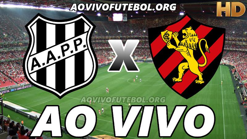 Ponte Preta x Sport Ao Vivo HD TV PFC