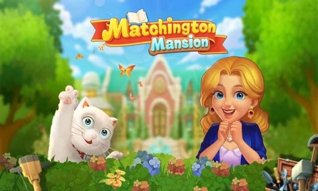 Matchington Mansion v1.34.1 Apk Mod+Data [Dinheiro Infinito]