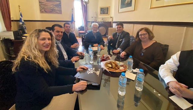 Γιάννενα: Σύσκεψη με κλιμάκιο της ΕΕΤΑΑ