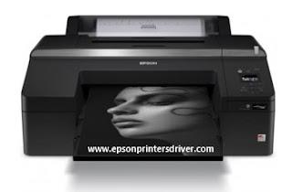 Epson SURECOLOR SC-P5000 STD Driver